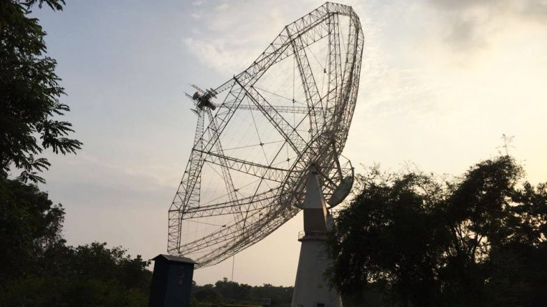 Make in India Radio Telescope From Pune Discovers Distant Galaxy From 12 Billion Light-years Away!