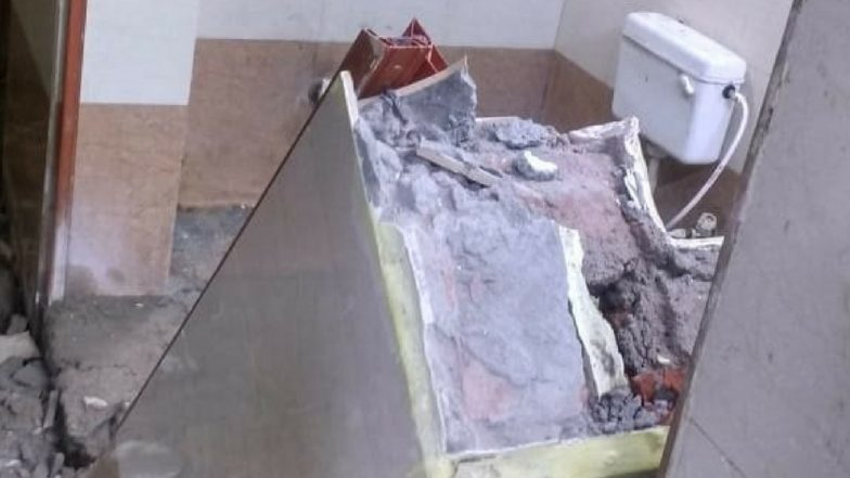 Bihar: Toilet Wall Collapses at Patna Railway Station Killed 71-Year-Old Man