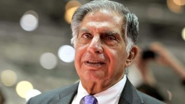 Ratan Tata Conferred Steel Industry's Lifetime Achievement Award