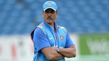 India vs England 2018 Diaries: Coach Ravi Shastri Caught Napping on Camera, Says He was Meditating