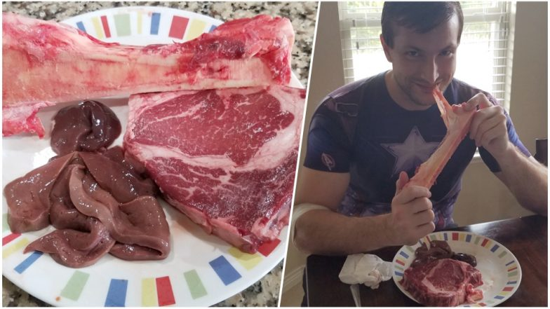 Can Swapping Vegan Diet For The Carnivore Diet Help You Lose Weight And Improve Your Sex Life? Yes Says Scientist Who Eats Only Raw Meat