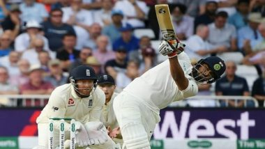 India 113/2 in 24 Overs |India vs England 2018 3rd Test Day 2, Live Score Updates: Shikhar Dhawan Departs on 44