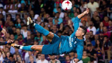 Cristiano Ronaldo Wins UEFA Goal of the Season for Bicycle Kick vs Juventus