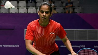 Saina Nehwal Settles for Bronze Medal After Losing Women's Badminton Singles Semis in Straight Games at Asian Games 2018