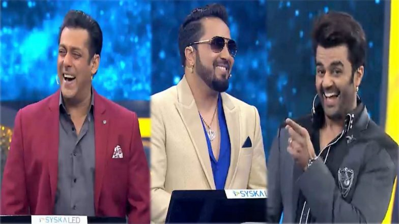 Dus Ka Dum 3 Written Episode Update, August 11, 2018: Salman Khan And Maniesh Paul Take a Dig at Mika Singh Over His 'Kiss Controversy'