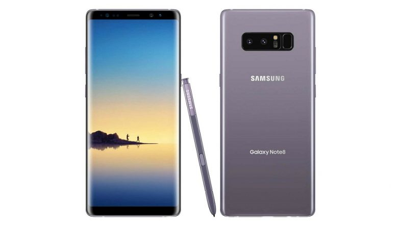 Discount on Samsung Galaxy Note 8; Prices Officially Reduced by Rs 12,000