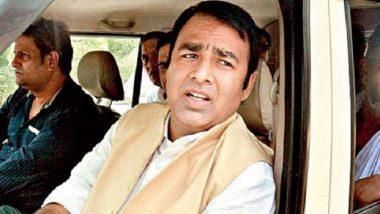 Uttar Pradesh Govt to Withdraw Cases Against BJP MLA Sangeet Som Including Muzaffarnagar Riot Case