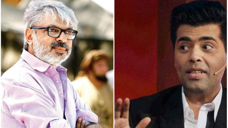Takht: Karan Johar Is SCARED of Being Compared to Sanjay Leela Bhansali, Check Out His Statement