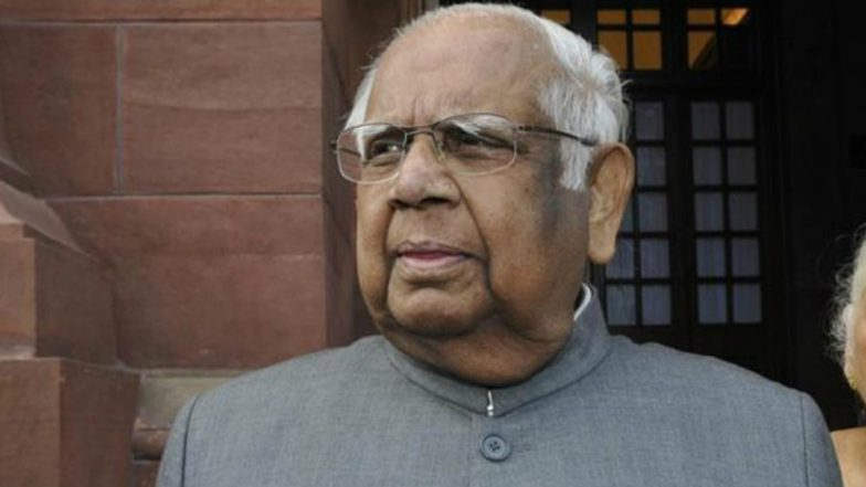 Somnath Chatterjee Critical, Remains on Ventilator Support