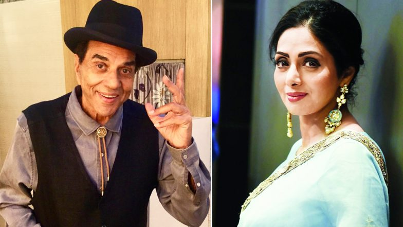 Dharmendra Gets Emotional When Asked About Sridevi