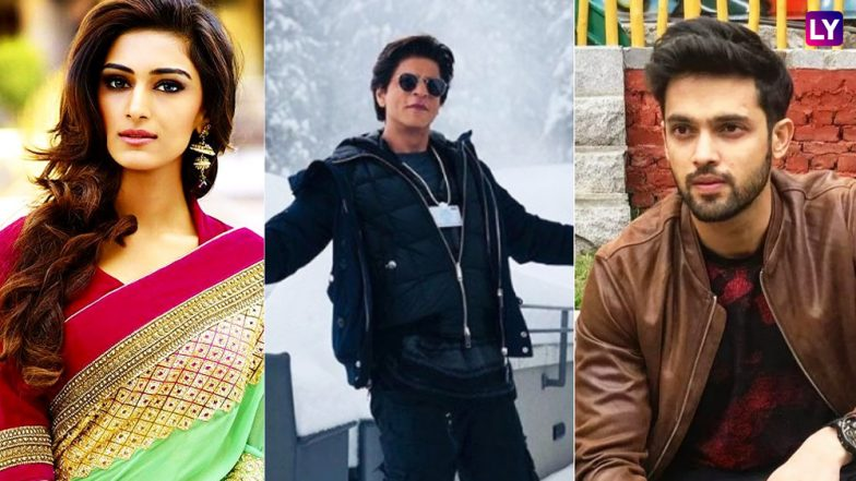 Kasautii Zindagii Kay 2: Shah Rukh Khan to Introduce Erica Fernandes and Parth Samthaan in the Ekta Kapoor Show?