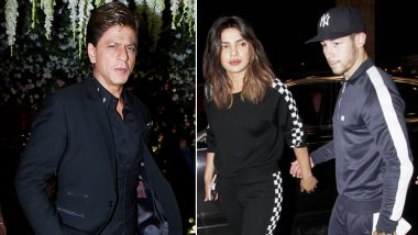 Shah Rukh Khan's Reaction on Priyanka Chopra and Nick Jonas' Wedding Will Crack You Up! (Watch Video)