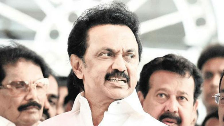 Lok Sabha Elections 2019: MK Stalin Doesn't See Chances of Third Front Govt
