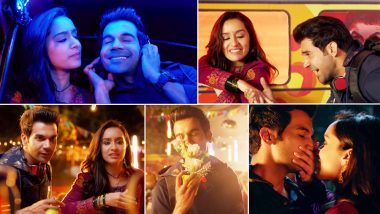 Stree Song Nazar Na Lag Jaaye: Rajkummar Rao and Shraddha Kapoor's 'Mela' Romance Is Endearing in This Beautiful Sachin-Jigar Track