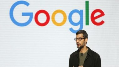 Google Not Close to Launching Search Engine in China, Says Sundar Pichai