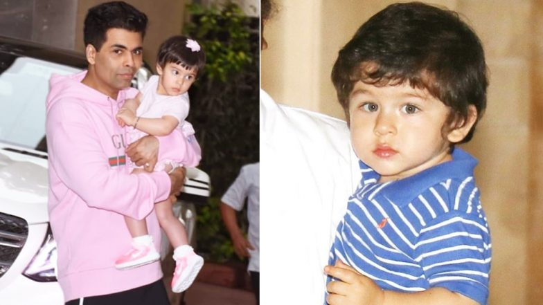 Karan Johar: I Don't Mind If Taimur Ali Khan And Roohi Want to Be Together Later