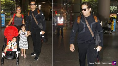 Fardeen Khan is Fitter and More Confident! Actor's New Photos from Mumbai Airport Are a Slap to Body Shamers