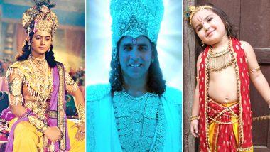 Krishna Janmashtami 2018: From Akshay Kumar to Swwapnil Joshi- These 5 Actors Won Won Our Hearts as Lord Krishna