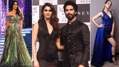 Lakme Fashion Week 2018: Kareena Kapoor Khan, Disha Patani and Sushmita Sen Were the Showstoppers of Some of the Best Collections