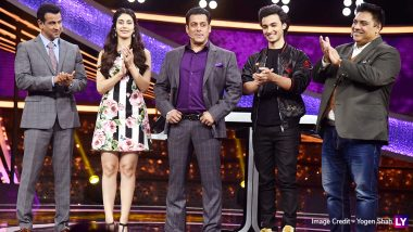 Huge Relief for Salman Khan! Supreme Court Stays FIR Filed Against the Makers of Loveyatri