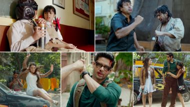 Mard Ko Dard Nahi Hota Trailer: Vasan Bala's Unusual 'Superhero' Film Gives Us Crazy Kick-Ass Vibes; Bhagyashree's Son Abhimanyu Dasani Makes His Debut - Watch Video