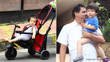 Taimur Ali Khan and Inaaya Naumi Kemmu are Here to Give Us Our Daily Dose of Cuteness - See Pics