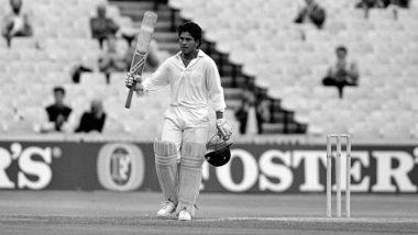 Sachin Tendulkar Scored His First Test Century on This Day in 1990, Watch Video