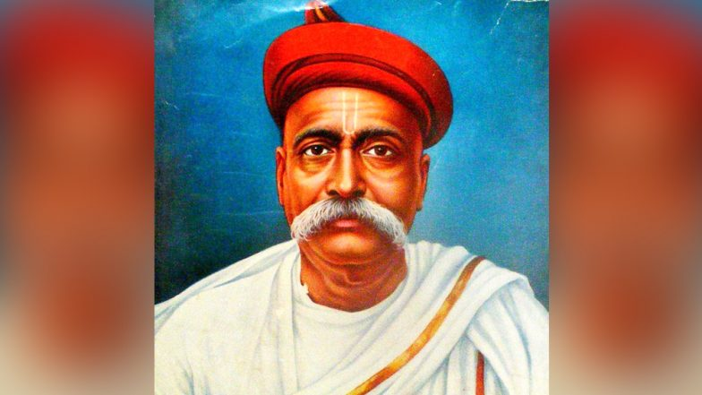 Bal Gangadhar Tilak 98th Death Anniversary: Tributes Pour on Twitter For The Strongest Advocate of 'Swaraj'
