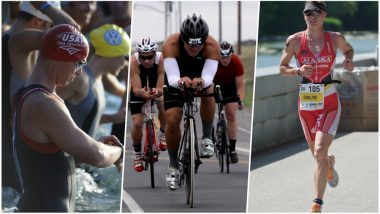Nashik Top Cop Ravinderkumar Singhal Completes Ironman Triathlon! 7 Facts About One of World's Toughest Sporting Events