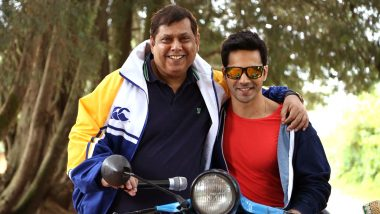Varun Dhawan's Birthday Wish for Dad David Dhawan is Super Sweet