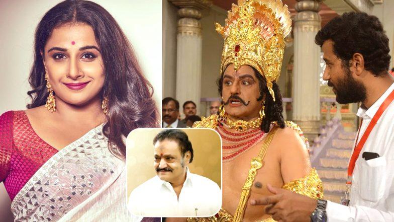 Nandamuri Harikrishna Demise: Will NTR Biopic Starring Vidya Balan Get Postponed?