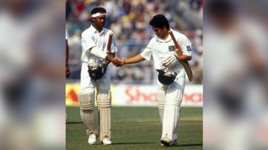 Did Sachin Tendulkar and Vinod Kambli Take a Sly Dig at ICC's Super Over Rule in their Friendship Day Video?