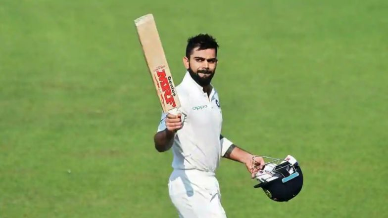 Virat Kohli Falls Three Runs Short of his 23rd Test Century During IND vs ENG 3rd Test