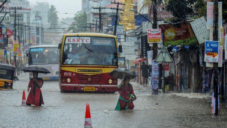 Weather Forecast: Heavy Rainfall in Kerala, Karnataka, Tamil Nadu, Himachal Pradesh in the Next 48 Hours, Predicts IMD