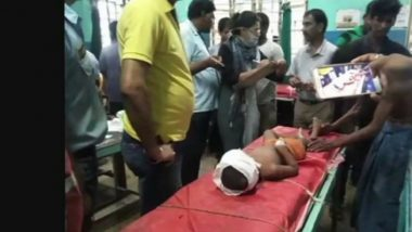 TMC Vs BJP Clashes Turn Uglier! 3-Year-Old Boy Shot on Head to Take Revenge From Mother Over Panchayat Board Formation in Malda