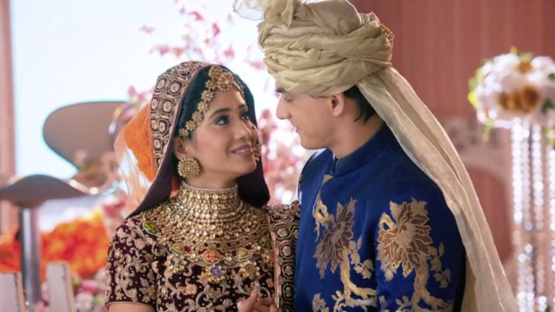 Yeh Rishta Kya Kehlata Hai 9th October 2018 Written Update of Full Episode: Kartik And Naira Get Married
