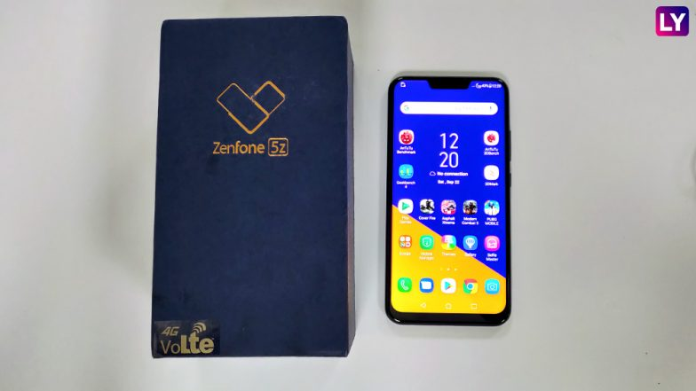Asus Zenfone 5z Review: An Affordable Choice with Premium Looks and Flagship Performance