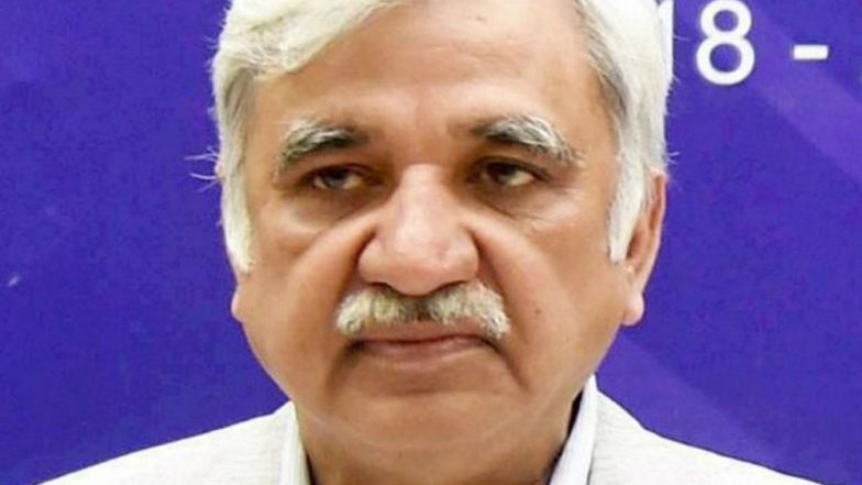Election Commissioner Sunil Arora's Bag Stolen at Jaipur Airport Found After Being Mistakenly Kept in Another Car