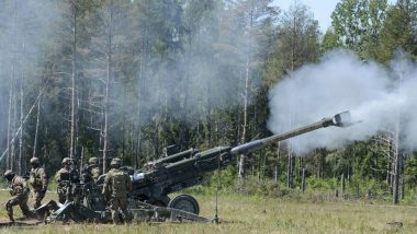 'Make in India' M777 Howitzer Guns To Be Inducted Into Indian Army By End of 2019