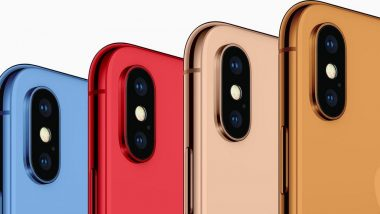 New Apple iPhone XS Colour Options Leaked Online Ahead of the Launch