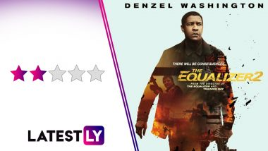 The Equalizer 2: Denzel Washington Makes His Vigilate Act Personal In This Passably Engaging Action Thriller