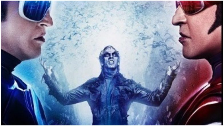 2.0 Trailer Launch: Superstar Rajinikanth All Praise for Co-star Akshay Kumar