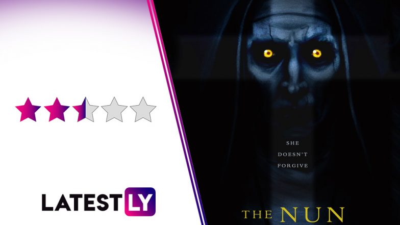 The Nun Movie Review: The Most-Awaited Chapter in the Conjuring Universe Sadly Disappoints