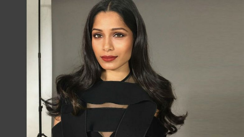 Freida Pinto Makes SENSATIONAL Statements About Why the #MeToo Movement Might Never Be Supported in Bollywood