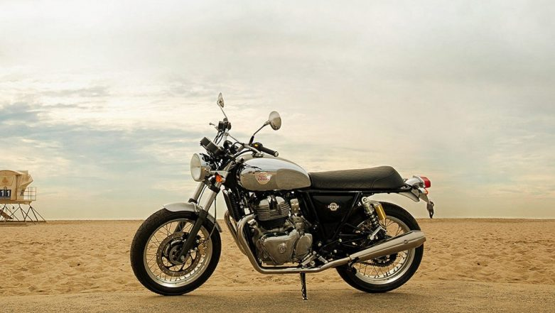 Royal Enfield's Interceptor 650 & Continental GT 650 Motorcycles Launched in US; Prices Start From $5799 & $5999 Respectively