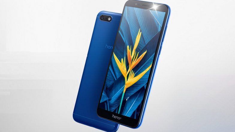 Honor 7S Smartphone First Online Sale in India Today at 12 PM IST via Flipkart & HiHonor Store