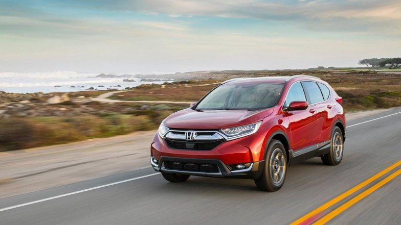 New Honda Cr V 2018 Likely To Launch In India On October 9 Expected