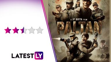 Paltan Music Review: Sonu Nigam's Magical Voice Works But Anu Malik-JP Dutt Combo Lacks The Zing of Border and Refugee