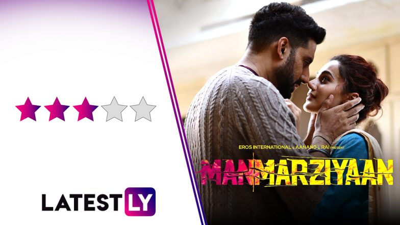 Manmarziyaan Movie Review: Taapsee Pannu, Vicky Kaushal, Abhishek Bachchan's Performances Sparkle in This Character-Driven Love Story