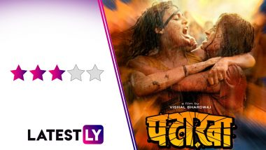 Pataakha Movie Review: Sanya Malhotra, Radhika Madan's Explosive Sibling Acts and A Scene-Stealing Sunil Grover Add Enough Sparks to This Vishal Bhardwaj Comedy